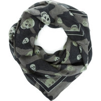 Allen Scarf Pepe Jeans London gray