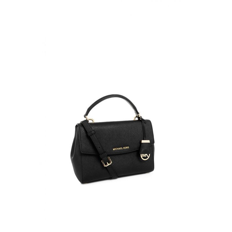Ava Satchel Michael Kors black