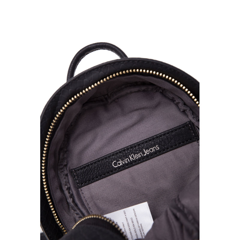 Croft backpack Calvin Klein Jeans black