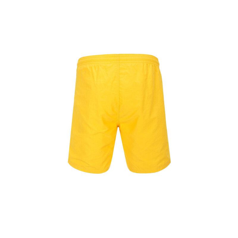 Szorty kąpielowe Lacoste żółty