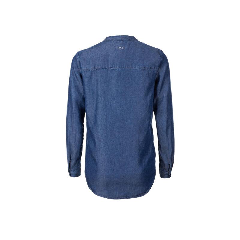 Bluzka Liu Jo niebieski
