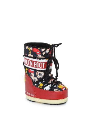 Moon Boot Śniegowce Mickey