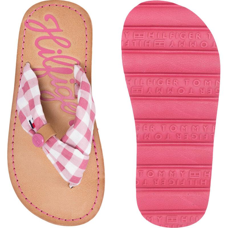 Marlow 4D Flip-flops Tommy Hilfiger pink