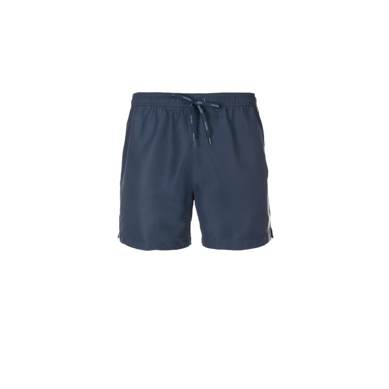 Szorty Kąpielowe Calvin Klein Underwear granatowy