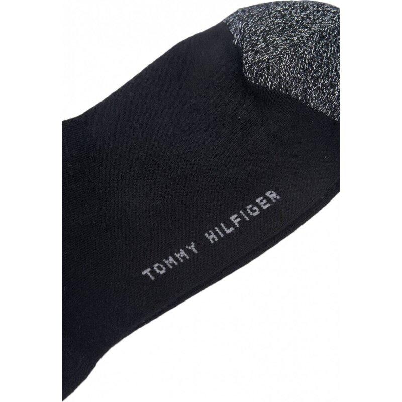 Zakolanówki Tommy Hilfiger czarny