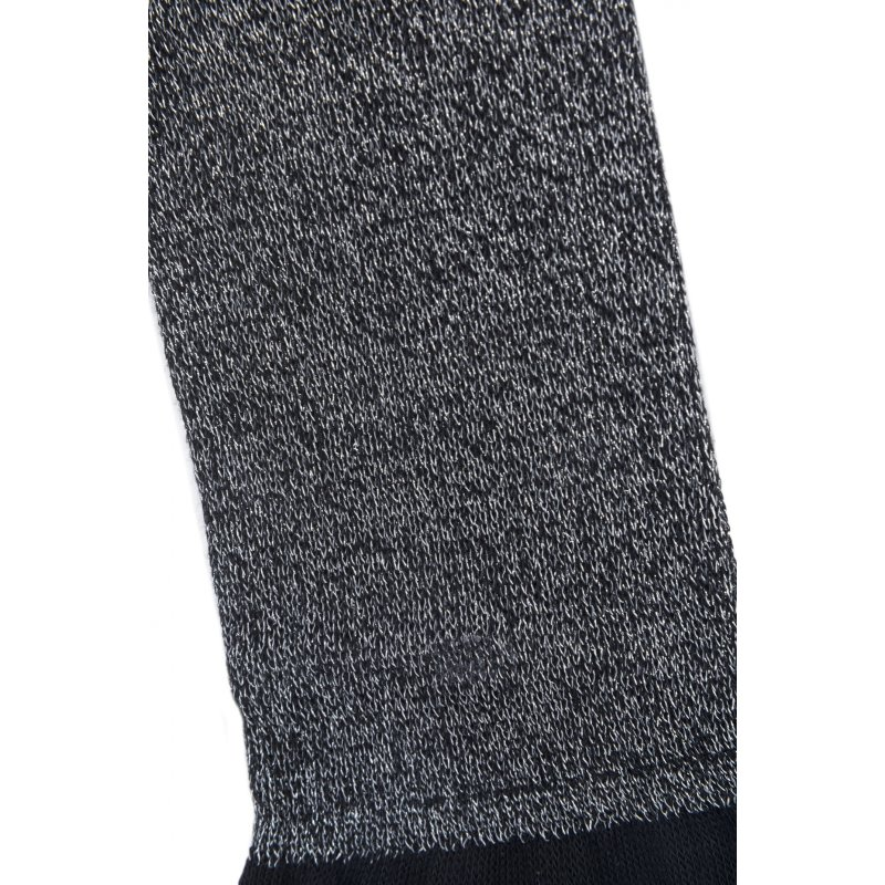 Over-the-knee socks Tommy Hilfiger black