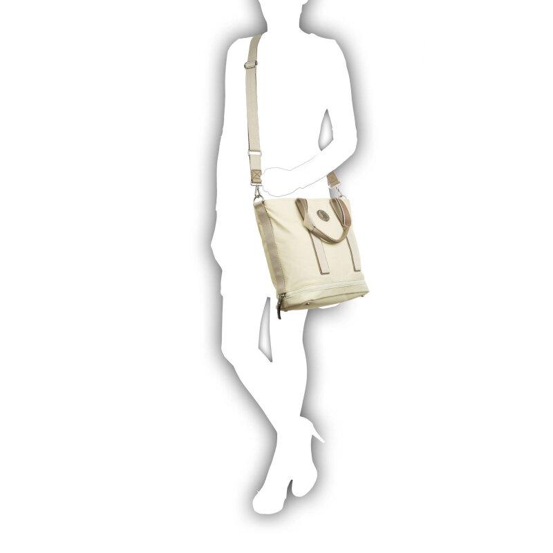 Sporty Shopper bag Tommy Hilfiger cream