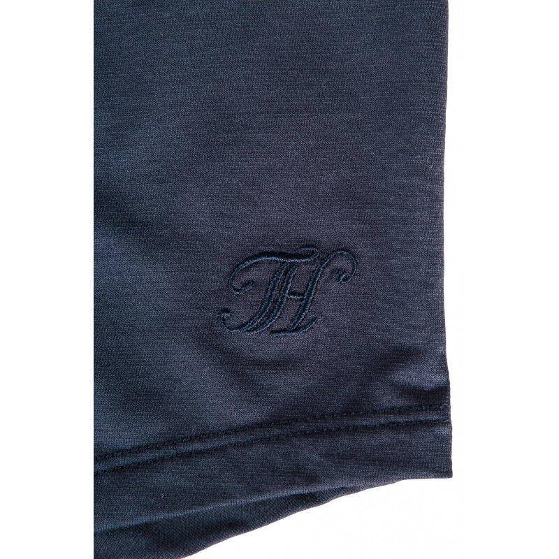 Koszula Nocna Modal Tommy Hilfiger granatowy