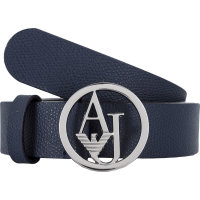 Belt Armani Jeans navy blue