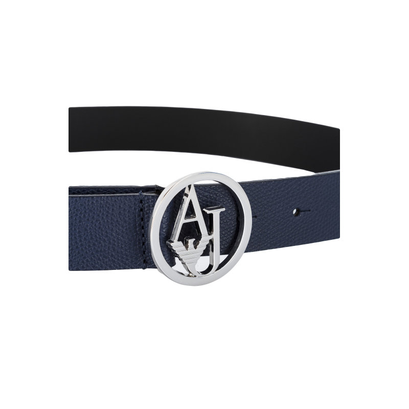 Belt Armani Jeans navy blue
