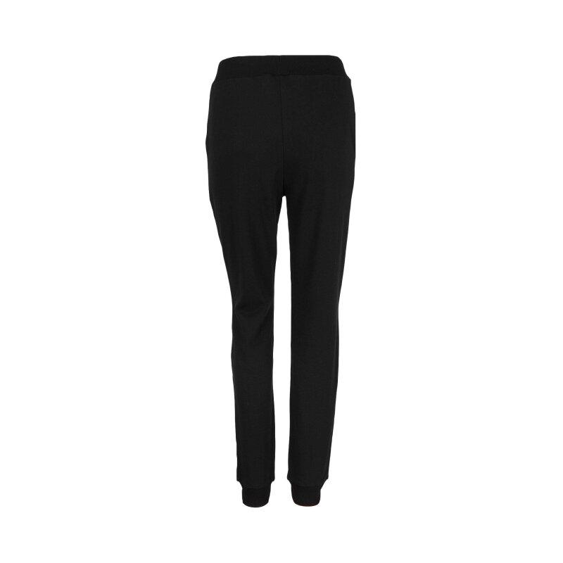 Spodnie dresowe Moschino czarny