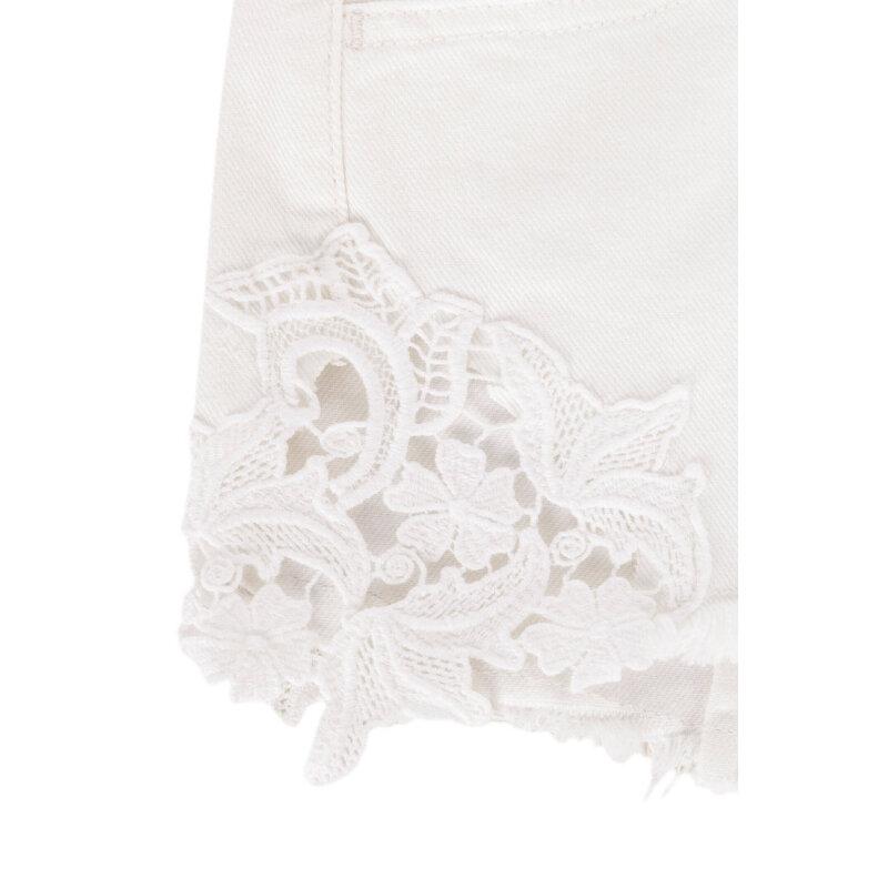Szorty Amelia Guess Jeans biały