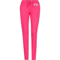 Spodnie dresowe Moschino różowy
