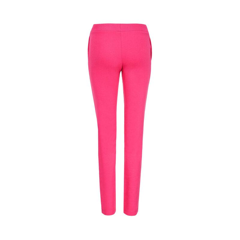 Spodnie dresowe Moschino Underwear różowy