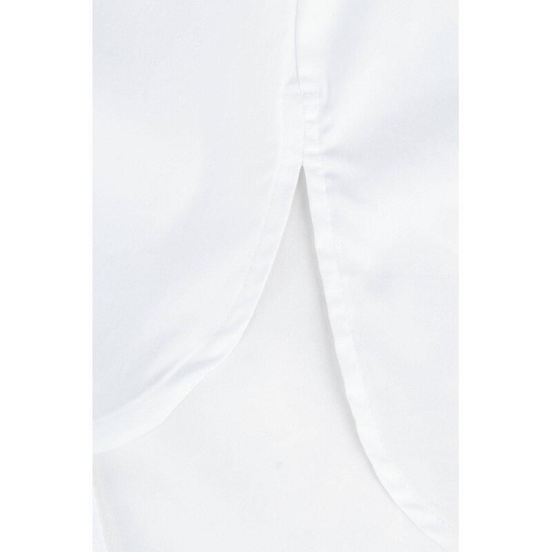 Shirt Armani Collezioni white