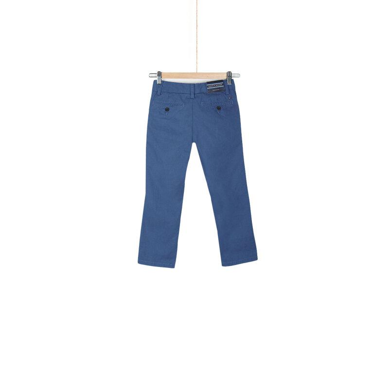 Spodnie chino Mercer Tommy Hilfiger niebieski