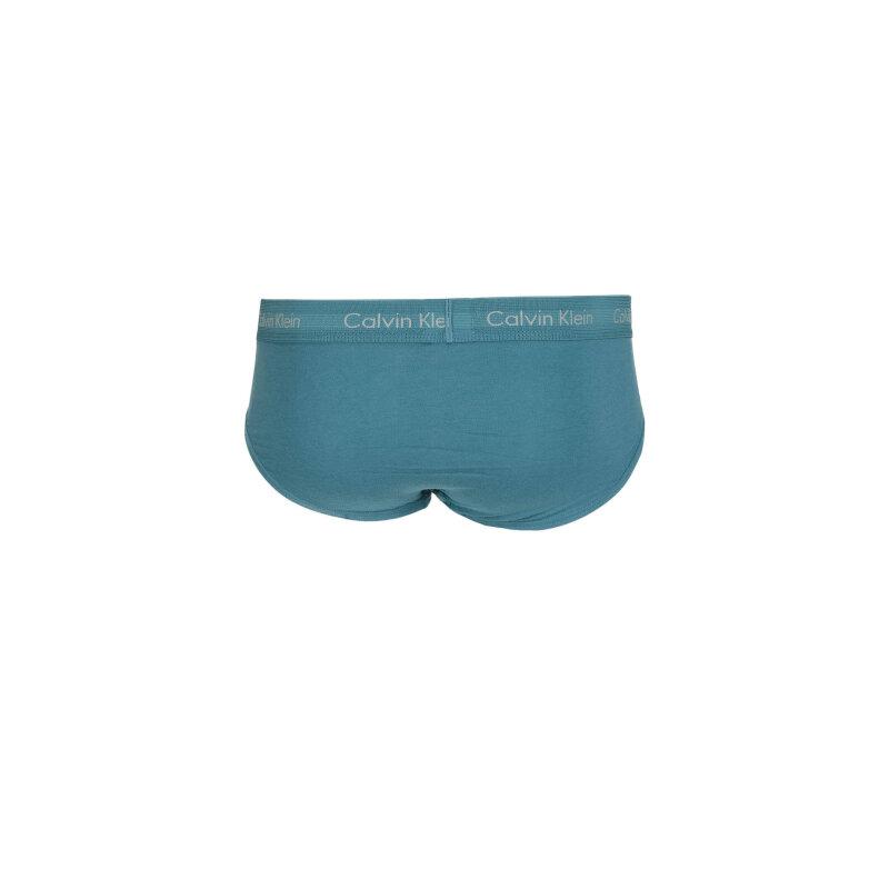 Slipy 3 Pack Calvin Klein Underwear czarny