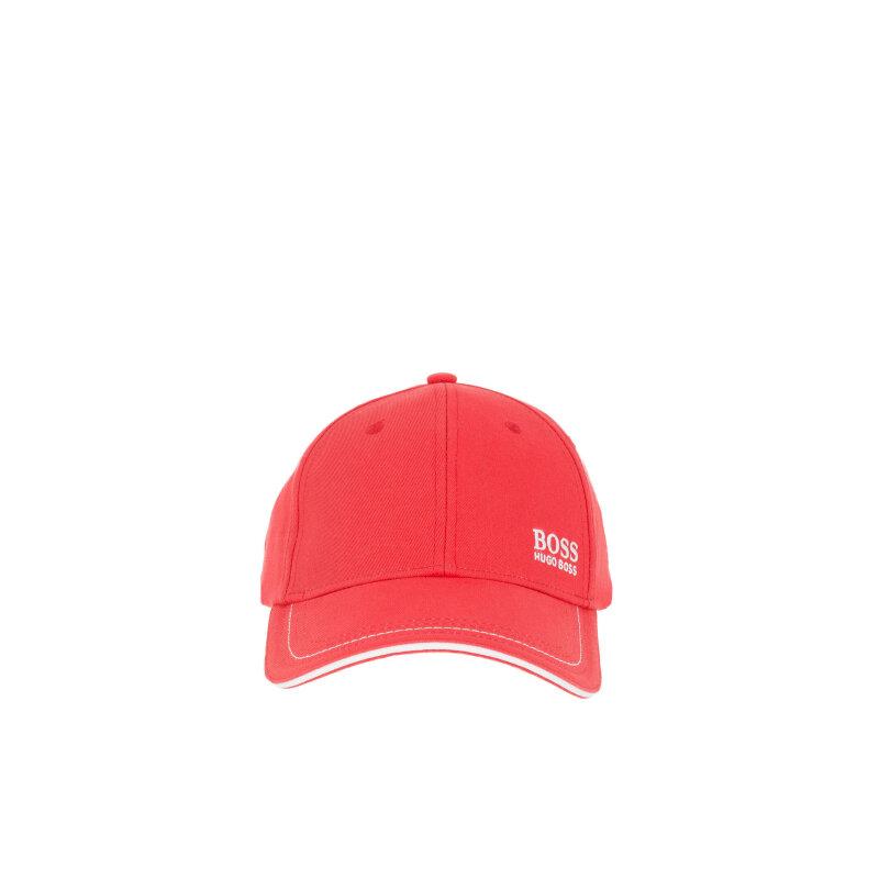 Bejsbolówka Cap1 Boss Green czerwony