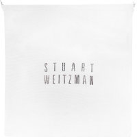 Muszkieterki Thighscraper Stuart Weitzman czarny