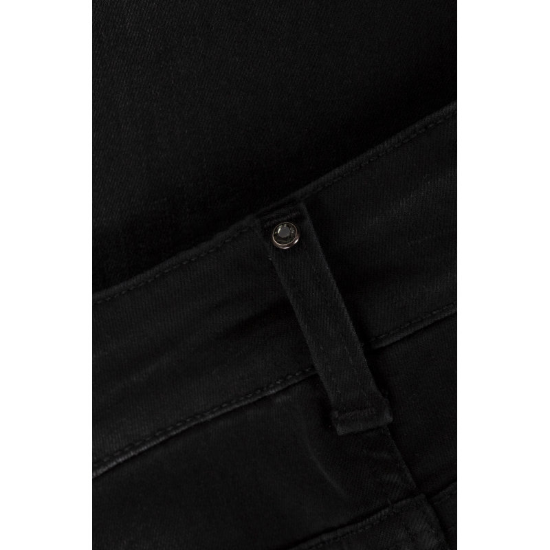 Jeansy Maternity Bottom Up Liu Jo black