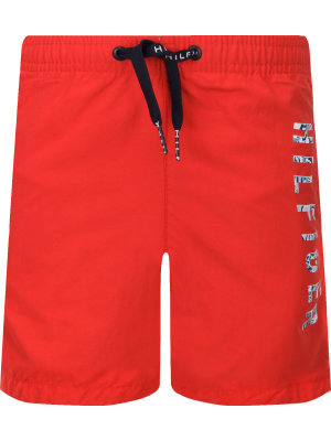 Tommy Hilfiger Underwear Szorty kąpielowe MEDIUM DRAWSTRING | Regular Fit