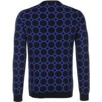 Sweater Trussardi Jeans navy blue