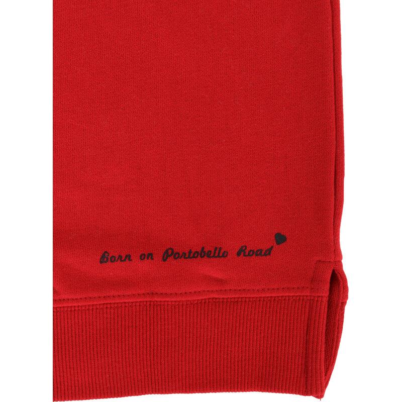 Bluza Skyla Pepe Jeans London czerwony