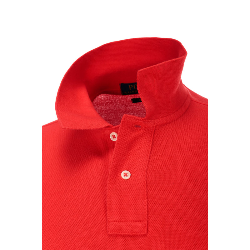 Polo Polo Ralph Lauren red