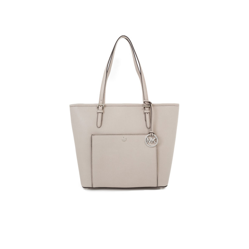 Jet Set Item Shopper Bag  Michael Kors ash gray