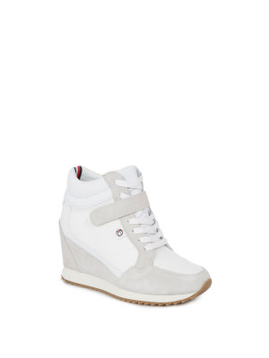 Tommy Hilfiger Running Wedge Sneakers