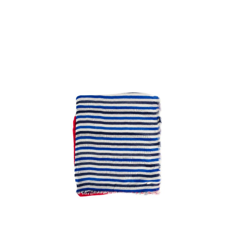 Cielo scarf Tommy Hilfiger navy blue