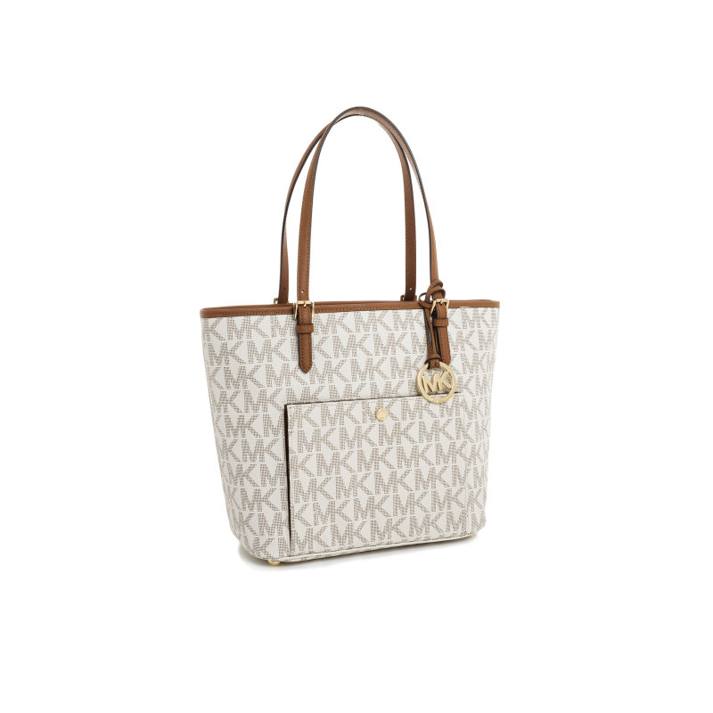 Jet Set Item Shopper bag Michael Kors white