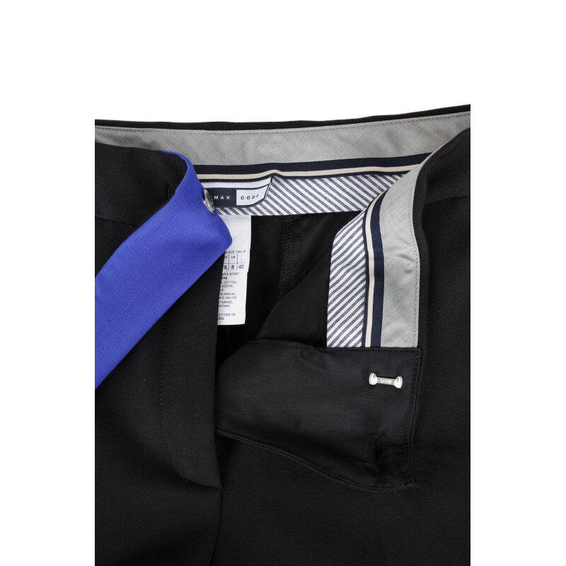 Spodnie Dacia SPORTMAX CODE czarny