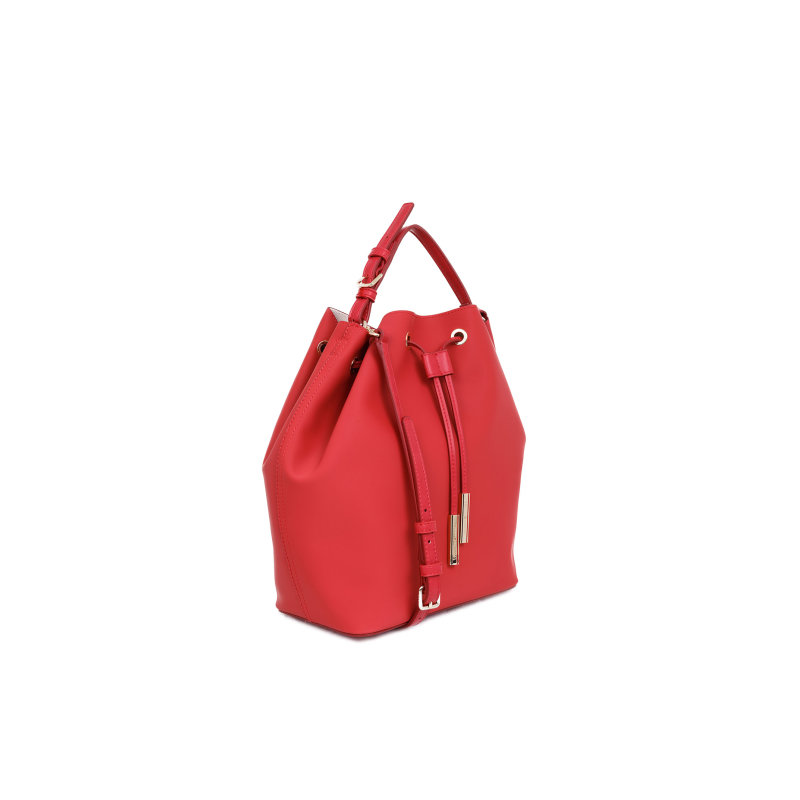 Print bag Tommy Hilfiger red