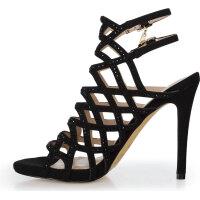 Gabbia Heeled Sandals Liu Jo black