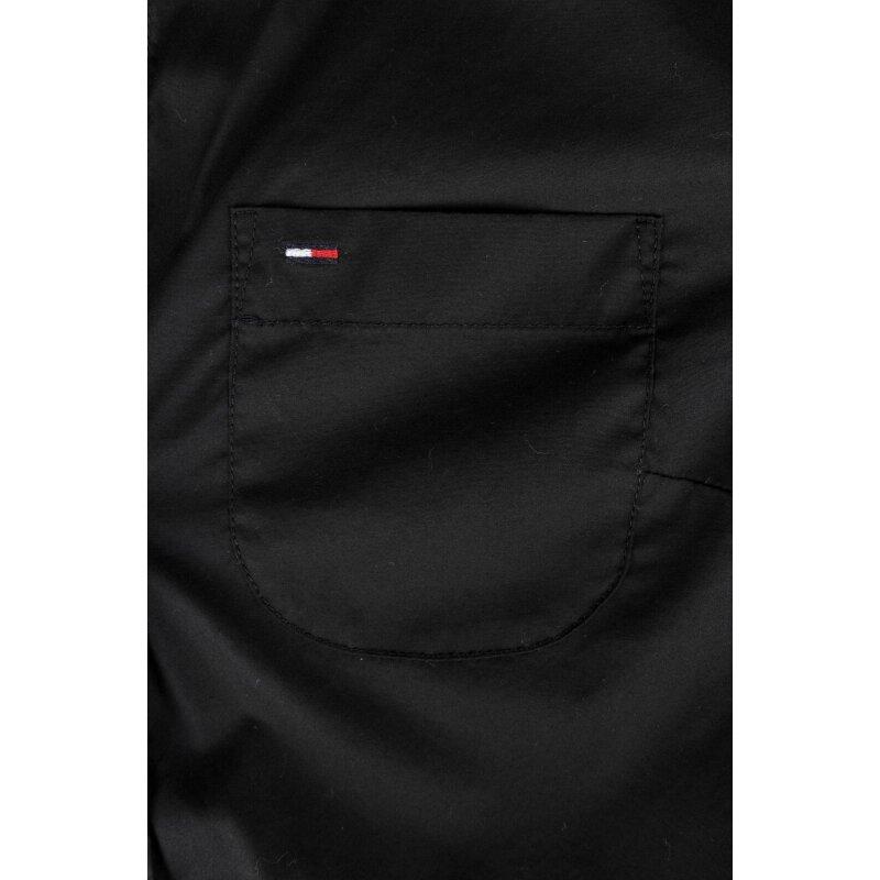Koszula Hilfiger Denim czarny