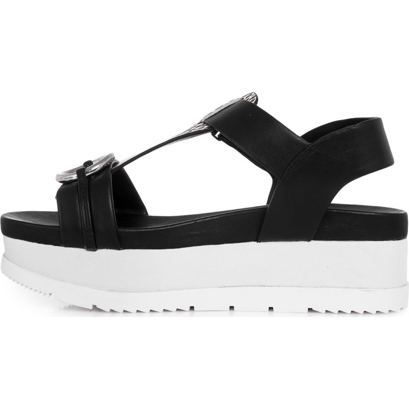 Cyprus sandals Calvin Klein black