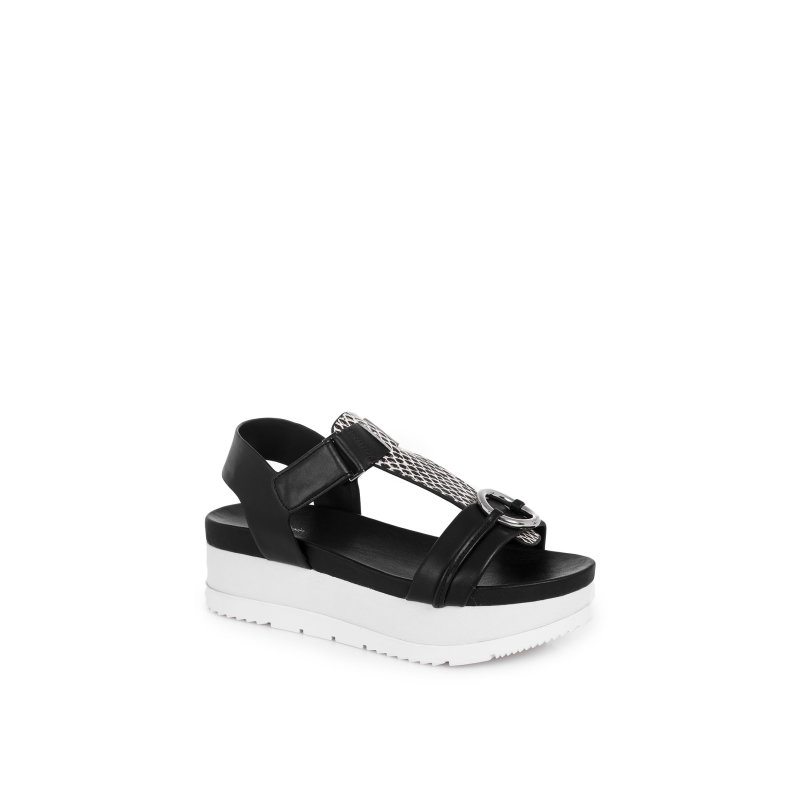Cyprus sandals Calvin Klein black