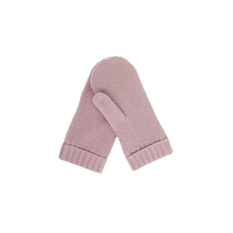 Sparkle Gloves Tommy Hilfiger pink