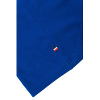 T-shirt THDM Basic VN Knit Hilfiger Denim niebieski