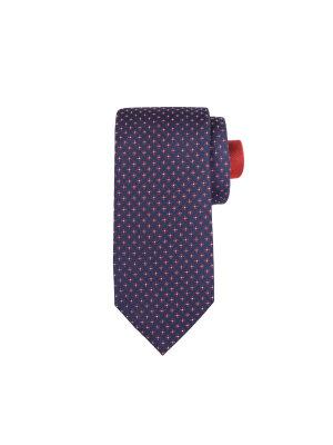Tommy Hilfiger Tailored Jedwabny krawat