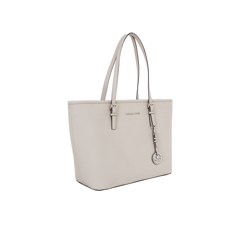 Shopperka Jet Set Travel Michael Kors popielaty