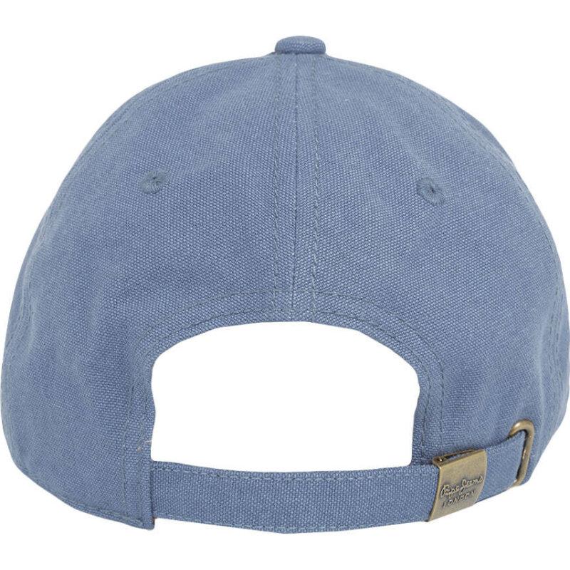Bejsbolówka Argo Pepe Jeans London niebieski