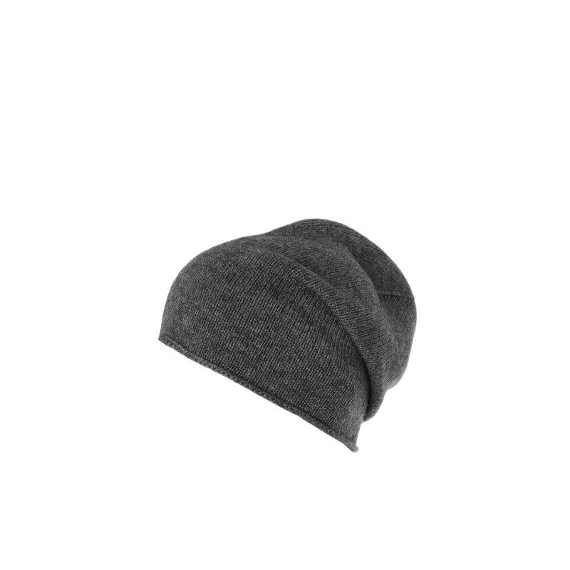 czapka zarota Boss szary