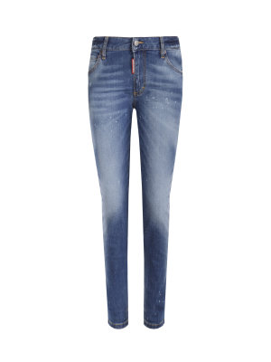 Dsquared2 Jeans Cropped Twiggy