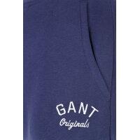 Spodnie Dresowe Gant granatowy