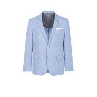 Garnitur Hedson2/Gander1 Boss niebieski