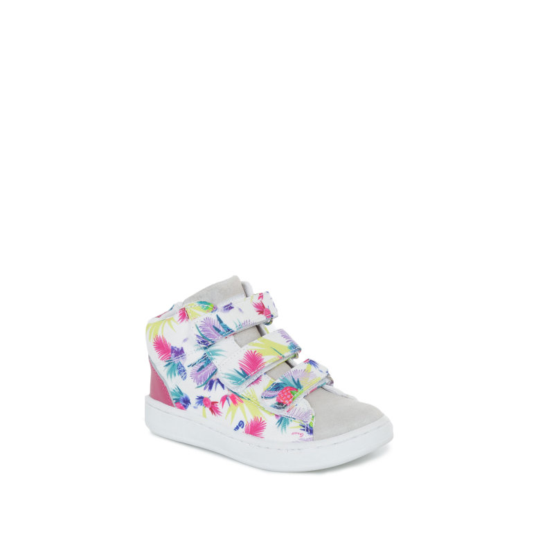 Sneakersy Guess biały