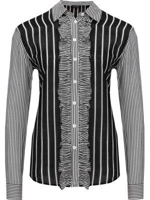 Twinset Koszula   Regular fit   z dodatkiem jedwabiu