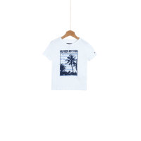 T-shirt Cinematic Tommy Hilfiger biały